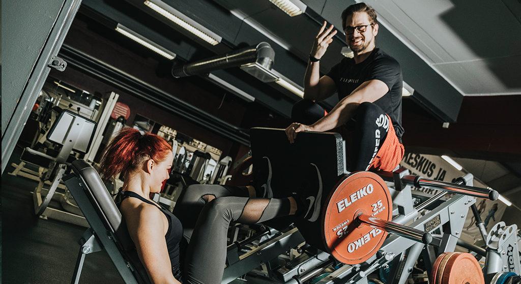 Kiire liikme harjutused vahenenud liikme suurus parast umberloikamist