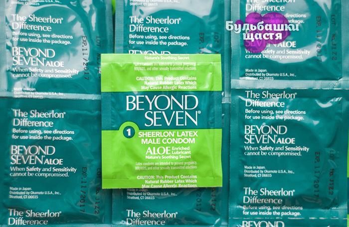 Liige ja kondoomi mootmed