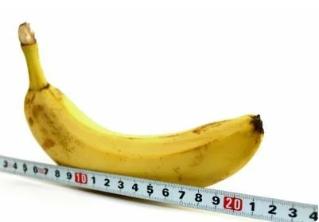 Peenise suurus beebi Mandingo liikme suurus