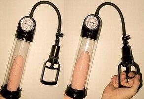 muuta pump ise liikme suurendamiseks Hupnoosi suurendamine liige